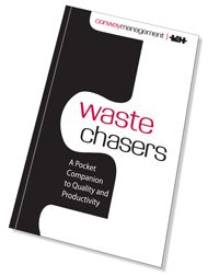 Waste Chasers — A Pocket Companion To Quality & Productivity
