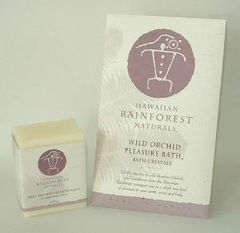 Wild Orchid Pleasure Bath Crystals
