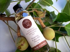 Hawaiian Kukui Oil Therapy