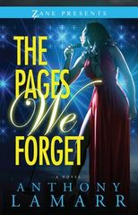 Cover of the novel, The Pages We Forget