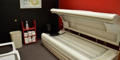 tanning is free at gym in watertown sd a 24 hour gym so you can tan on your schedule