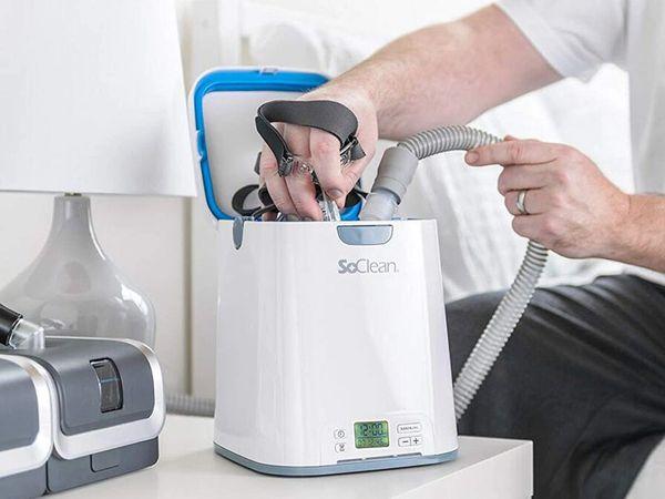 SoClean 2 CPAP Sanitizer & Cleaner Refurbished