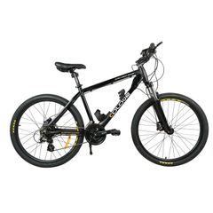 COLOUR Electric Mountain Bicycle with Aluminum frame and 26'' wheels