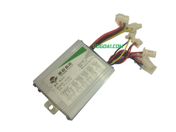 GoGoA1 36V 350W PMDC Motor Controller