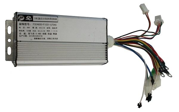 GoGoA1 48V 1000W 30 A BLDC Hub Motor Controller