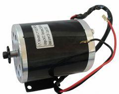 GoGoA1 24V 500W Gearless Chain Driven PMDC motor