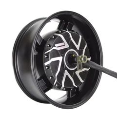 GoGoA1 10000W 17inch In-Wheel Hub Motor with 6.0×17 Rim
