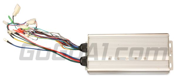 GoGoA1 72V 80A Brushless dc motor controller for Ebike
