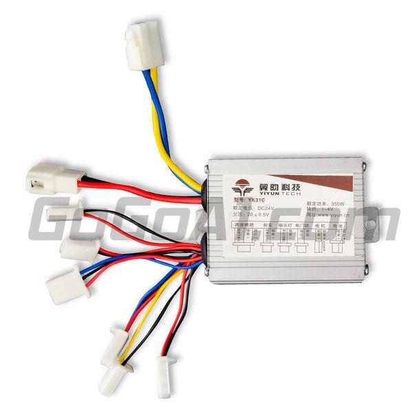GoGoA1 24V 350W PMDC Motor Controller