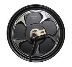 GoGoA1 BLDC 48V/60V 1000W 10 Inch Gearless HUB MOTOR with disc brake