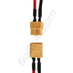 GoGoA1 1pair XT60 XT-60 Male Female Bullet Connectors Plugs For RC Lipo Battery