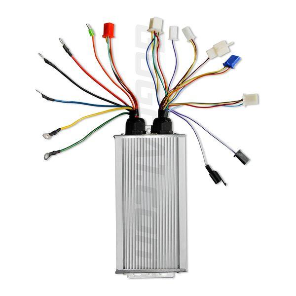 GoGOA1 48V/60V 35A 1000W BLDC Hub Motor Controller(Without Anti Theft)
