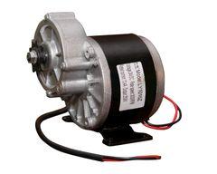 GoGoA1 24V 250W Geared Chain Driven PMDC motor(Unite)