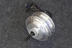 GoGoA1 36V 250W Electric Bicycle BLDC Hub Motor (Chrome)