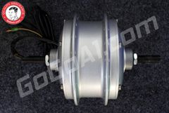 GoGoA1 48V 350W Hub Motor For Fat Tyre With Threads On Both Side