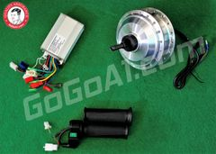 GoGoA1 36V 250W Bicycle Conversion Kit With Threads On Both Sides (Long Wire)