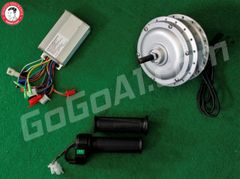 48V 350W Hub Motor For Fat Tyre With Threads On Both Side (Long Wire)