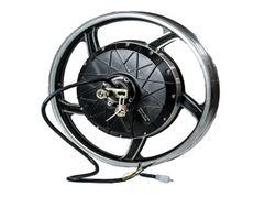 GoGoA1 72V 2000W 17-inch BLDC Gearless Electric Motorcycle Hub motor