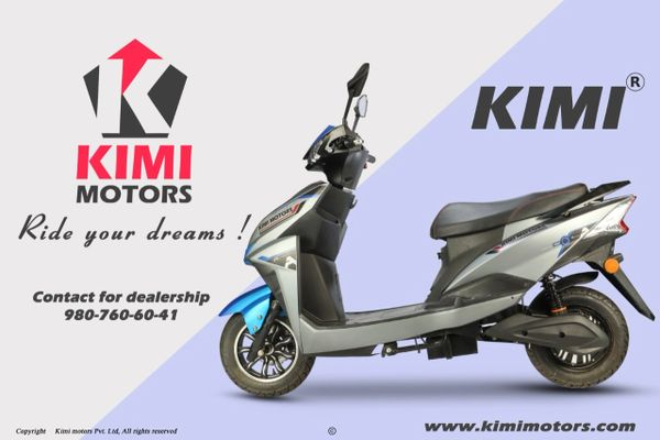 Eco Friendly Kimi Electric Scooter