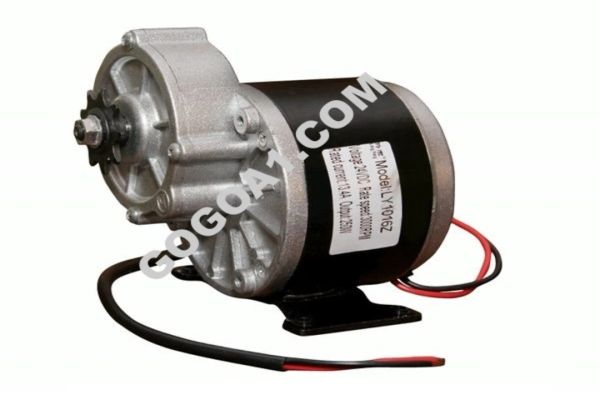 GoGoA1 24V 250W Geared Chain Driven PMDC motor(Unite)