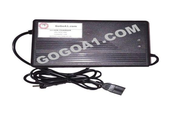 GoGoA1 60V 10A Lithium ion Battery Charger