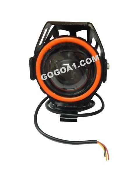 GoGoA1 Universal Electric Bike Projector Head Light Red