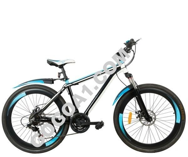KIMI Aluminum Frame Mountain Bike with 26'' spoke wheels