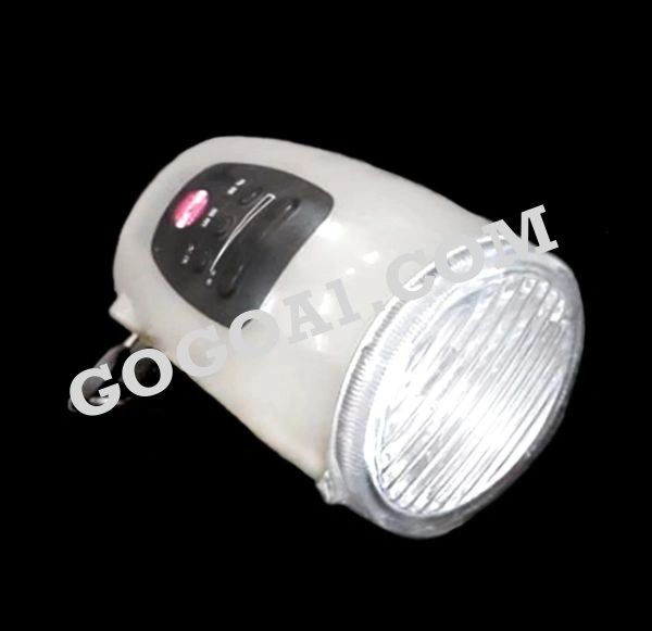 GOGOA1 48V headlight with key switch