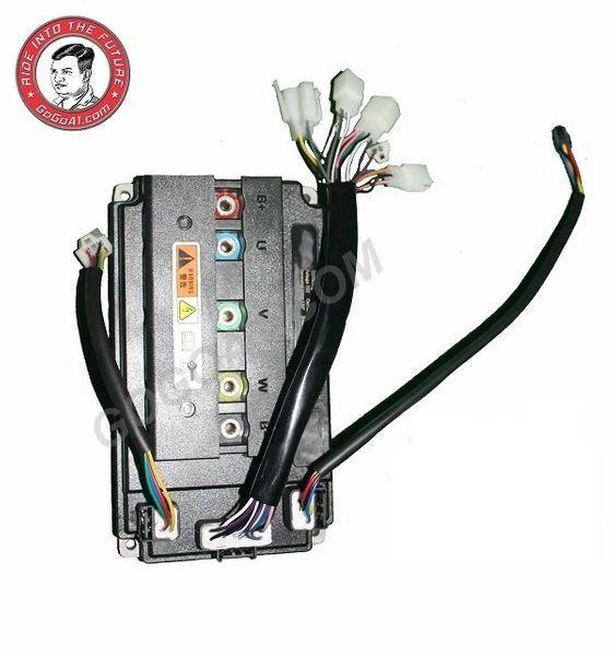 GOGOA1 72V 65A Regenerative Sine Wave Controller