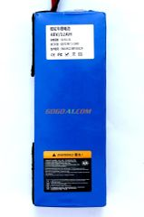 GoGoA1 48V 12Ah 5c grade Lithium ION with inbuilt BMS