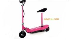 GoGo Kids Electric Scooter, pink