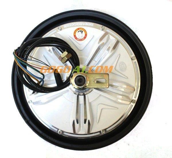 GoGoA1 2000W BLDC Gearless 10-inch Hub motor
