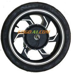 GoGoA1 500W BLDC Gearless 26-inch Hub motor with Tire