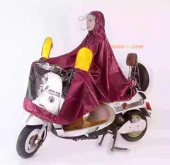 GoGoA1 Full Protection waterproof bike poncho/raincoat