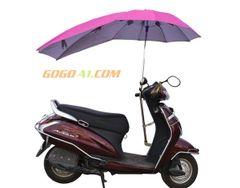 GogoA1 Bike/Scooter Umbrella all seasons (Design 01)