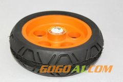 GoGoA1 8-inch E-bike wheel with solid Tyre