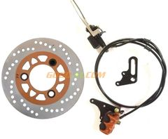 GoGoA1 Hydraulic Disc Brake with lever