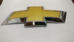 Chevrolet + Badge Emblem Logo/Monogram 6 Locks on Back Side (Size 200MM X 80MM)
