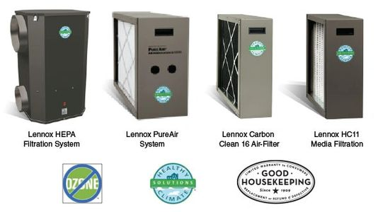 Healthy Climate Solutions™ from Lennox®