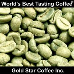 10 lb. Jamaica Blue Mountain Green Unroasted