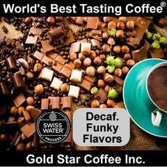 DECAF FUNKY FLAVOURS