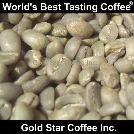 Ethiopian Yirgacheffe Micro-Lot Fair Trade / Organic Certified GREEN UNROATSED BEANS
