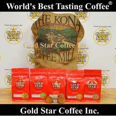 "Hawaiian Kona ""1Cups""- 40 K-Cup compatible pods"