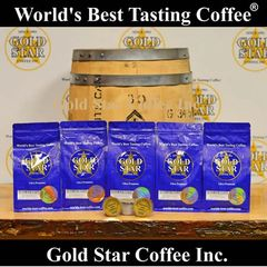 """Jamaica Blue Mountain """"1Cups""""- 40 K-Cup compatible pods"""