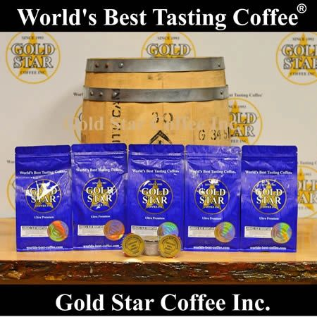 "Jamaica Blue Mountain ""1Cups""- 40 K-Cup compatible pods"