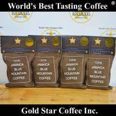 4 lb Wallenford Estates Jamaican Blue Mountain Coffee