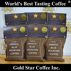 6 lb Wallenford Estates Jamaican Blue Mountain Coffee