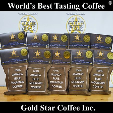 10 lb Wallenford Estates Jamaican Blue Mountain Coffee