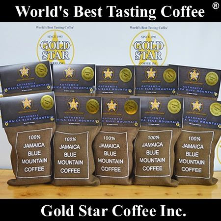 10 lb Wallenford Estates Jamaican Blue Mountain Coffee DARK ROAST