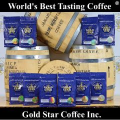 10 lb Jamaican Blue Mountain Coffee SPECIAL